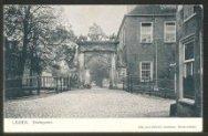 'Leiden, Doele[n]poort'
