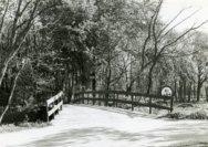 De Barnebrug aan de Nachtegaalslaan- Hogeweg
