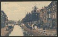 Leiden - Korte Rapenburg.