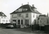Voormalig Hotel Helmhorst aan de Koningin Astrid Boulevard