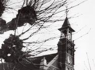 Torentje van de gereformeerde kerk