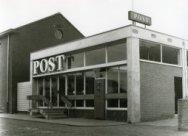 Postkantoor aan de Abraham van Royenstraat