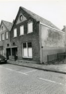 Woning Julianastraat 40 vóór de sloop
