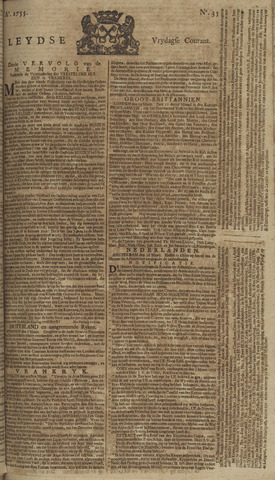 Leydse Courant 1755-03-21