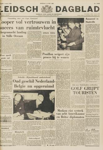 Leidsch Dagblad 1963-05-14