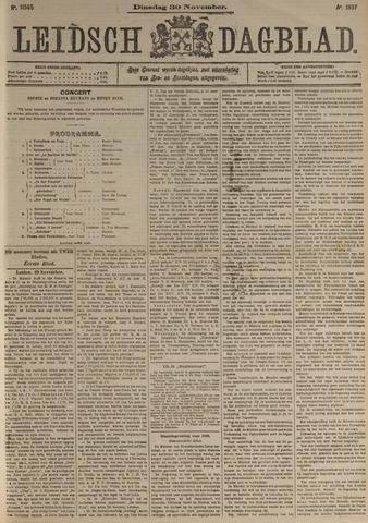 Leidsch Dagblad 1897-11-30