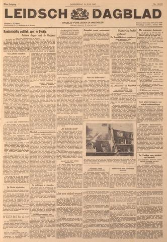 Leidsch Dagblad 1947-06-26