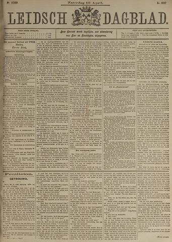 Leidsch Dagblad 1897-04-10