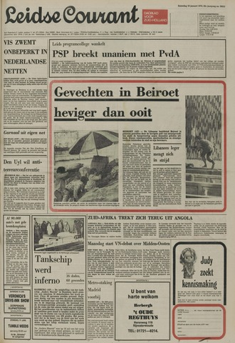 Leidse Courant 1976-01-10