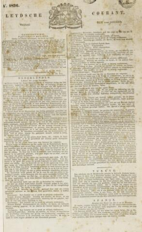 Leydse Courant 1836
