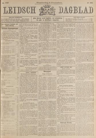 Leidsch Dagblad 1915-12-02