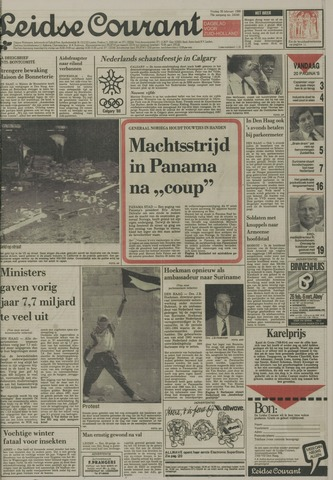 Leidse Courant 1988-02-26