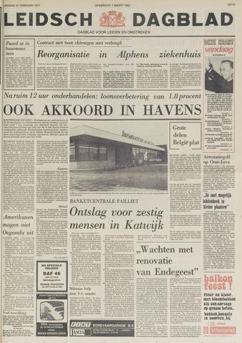 Leidsch Dagblad 1977-02-25