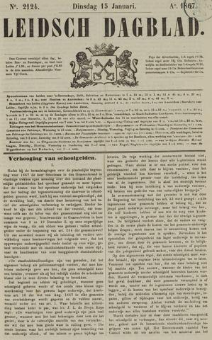 Leidsch Dagblad 1867-01-15