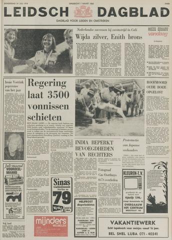 Leidsch Dagblad 1975-07-24