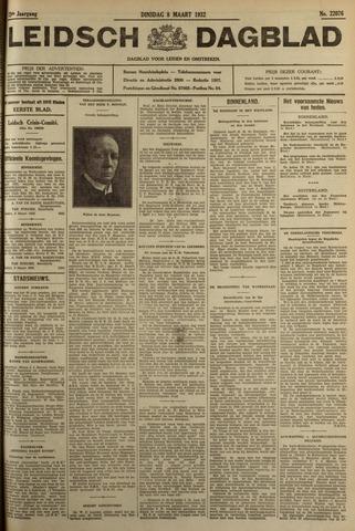 Leidsch Dagblad 1932-03-08