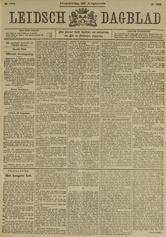 Leidsch Dagblad 1904-08-25