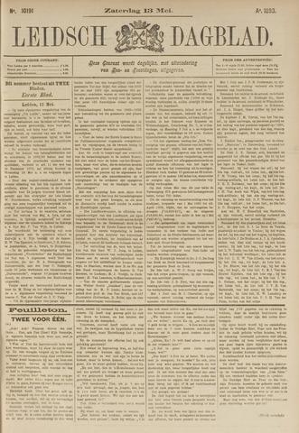 Leidsch Dagblad 1893-05-13