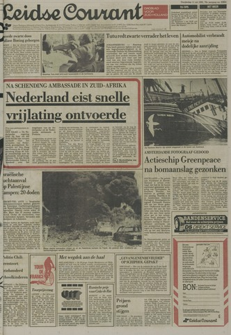 Leidse Courant 1985-07-11