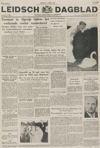Leidsch Dagblad 1956-04-03