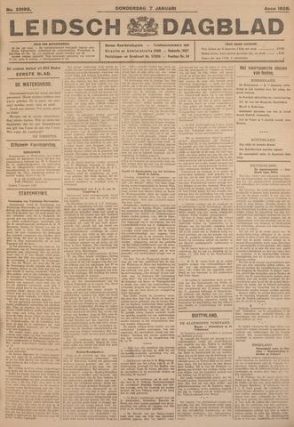 Leidsch Dagblad 1926-01-07