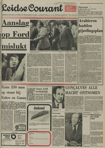 Leidse Courant 1975-09-06