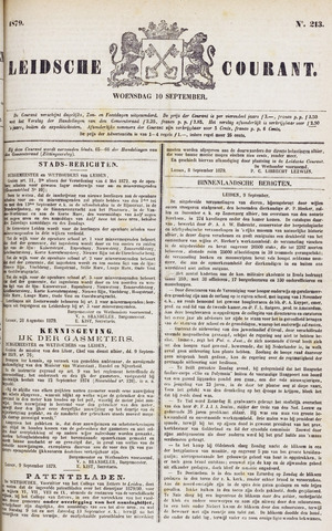 Leydse Courant 1879-09-10