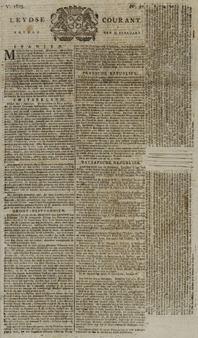 Leydse Courant 1803-02-18