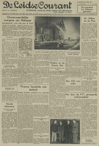 Leidse Courant 1950-04-20
