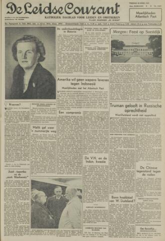 Leidse Courant 1949-04-29