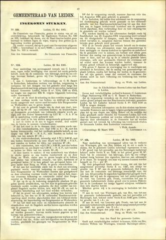 Handelingen van de Raad 1905-05-15