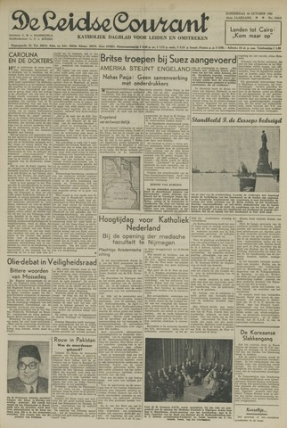 Leidse Courant 1951-10-18