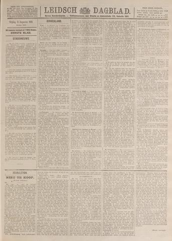 Leidsch Dagblad 1919-08-15