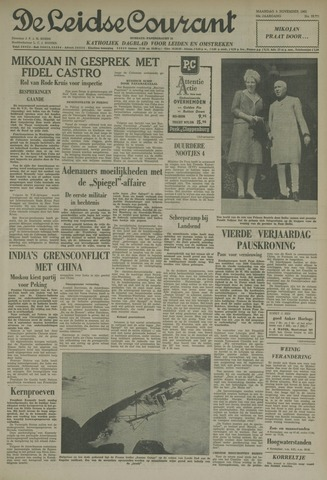 Leidse Courant 1962-11-05