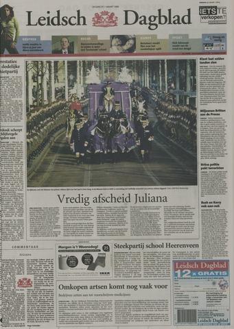 Leidsch Dagblad 2004-03-30