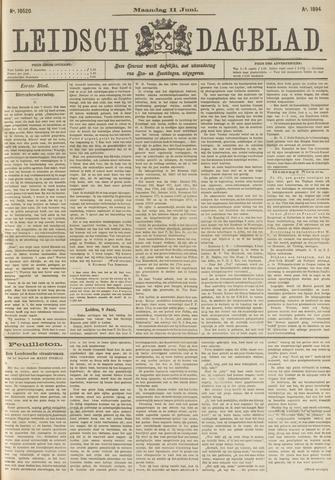 Leidsch Dagblad 1894-06-11