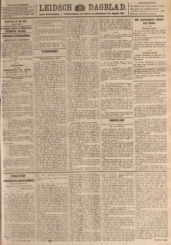 Leidsch Dagblad 1921-05-26