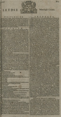 Leydse Courant 1727-01-20