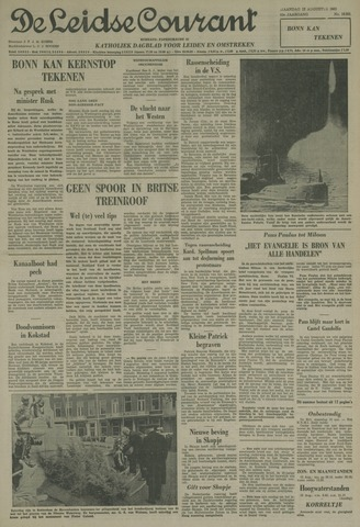 Leidse Courant 1963-08-12