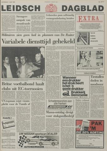 Leidsch Dagblad 1985-06-01