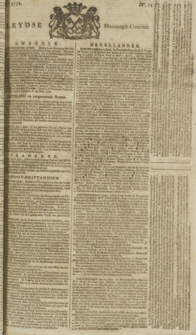 Leydse Courant 1772-06-15