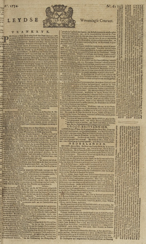 Leydse Courant 1754-05-22