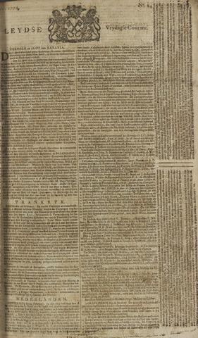 Leydse Courant 1770-02-23