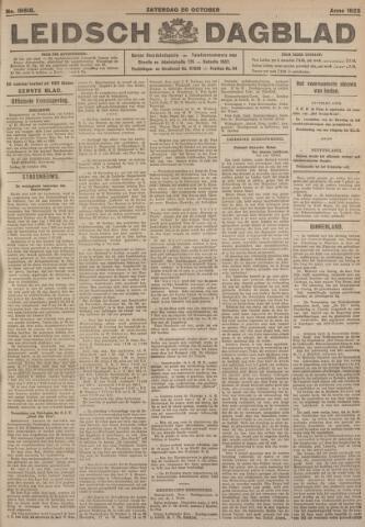 Leidsch Dagblad 1923-10-20