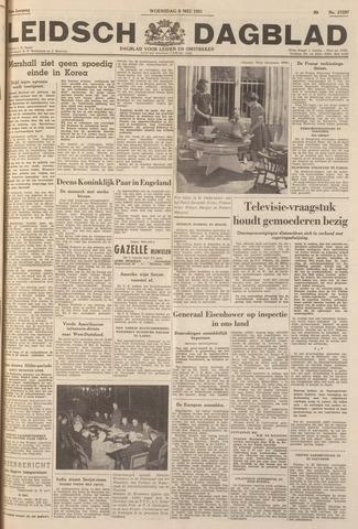 Leidsch Dagblad 1951-05-09