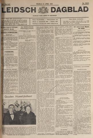 Leidsch Dagblad 1933-04-21