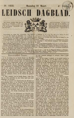 Leidsch Dagblad 1864-03-21