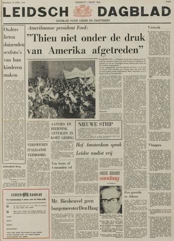 Leidsch Dagblad 1975-04-22
