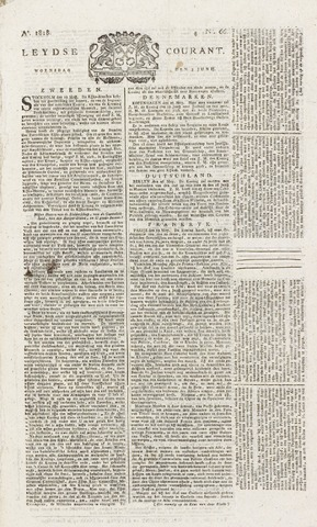 Leydse Courant 1818-06-03