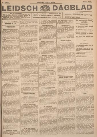 Leidsch Dagblad 1926-12-07